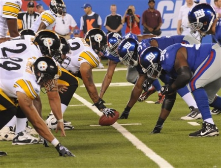 Giants vs Steelers