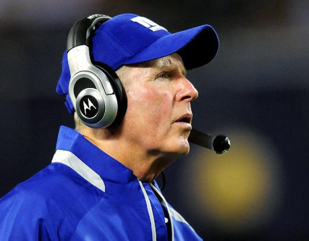 Tom Coughlin Coaching Style