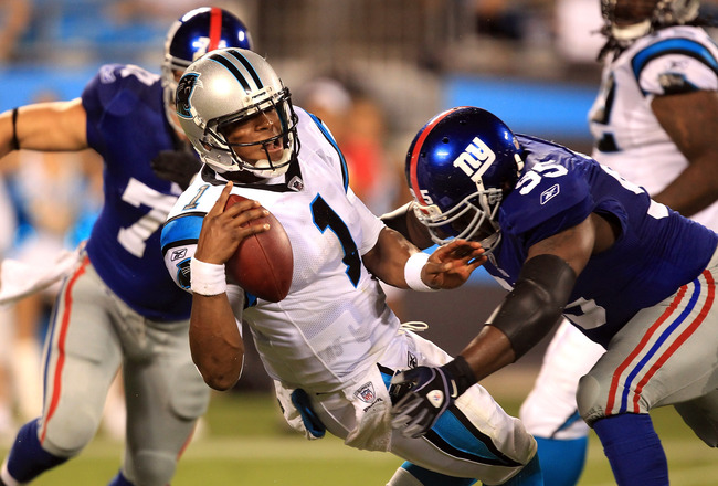 giants vs panthers