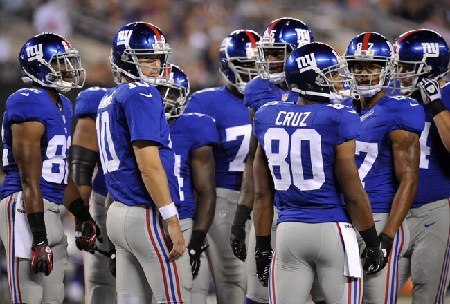 New York Giants Desperation Mode