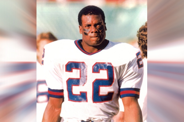 Lee Rouson Autograph Signings | New York Giants