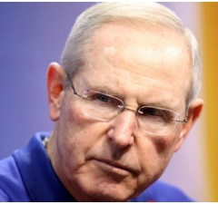 Tom Coughlin's plea to Giants fans.