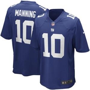Eli Manning Nike Game Jersey