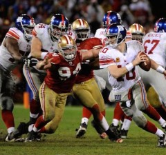 49ers Vs Giants