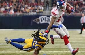 Giants Vs Rams Recap