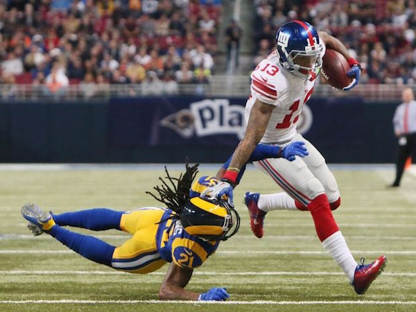 Giants Vs Rams Recap