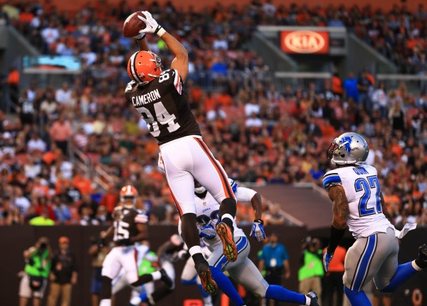 Jordan Cameron Would Be Perfect Fit For Giants