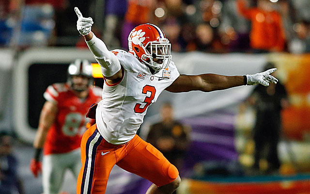 Will The Giants Select Vic Beasley?