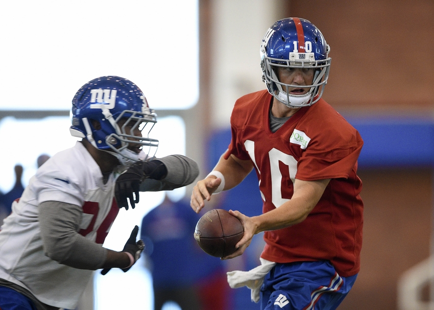 New York Giants 2015 Training Camp Practice Schedule.