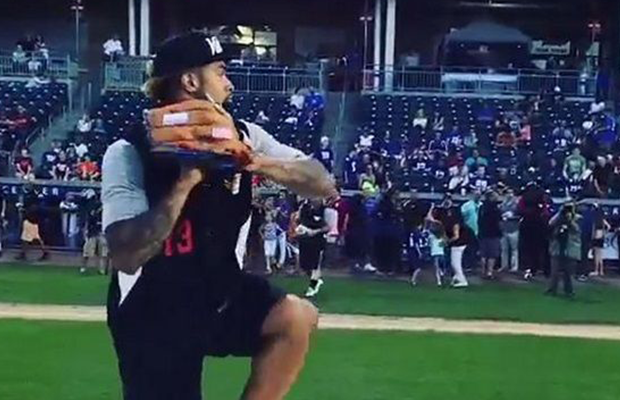 Odell Beckham Jr Offered Professional Baseball Contract