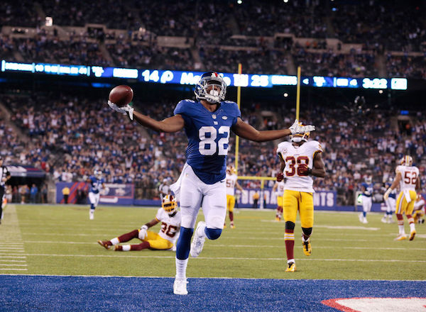 Giants Beat Washington 32-21