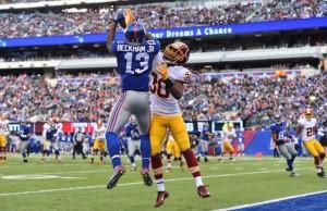 The Giants Look To Rebound Against Washington