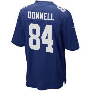 Larry Donnell Home Jersey Made by Nike | Back