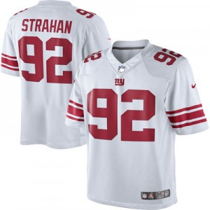 Michael Strahan Road Jersey