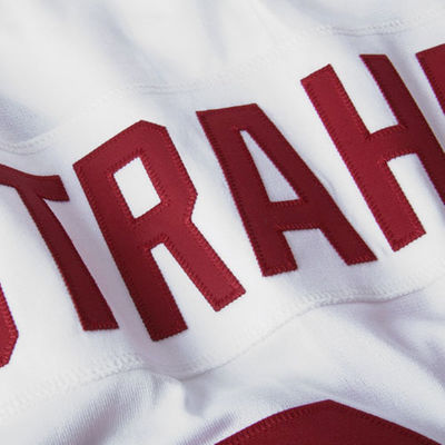 Michael Strahan Road Jersey | Back Lettering