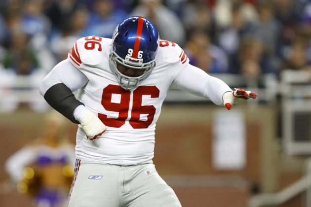 Barry Cofield Rejoining Giants