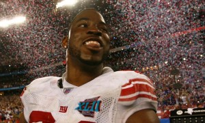 Justin Tuck Always All In