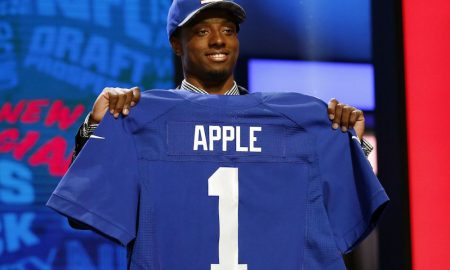 Giants Draft Ohio State CB Eli Apple