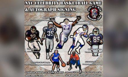 Cruz Sports Marketing Charity Basketball Game