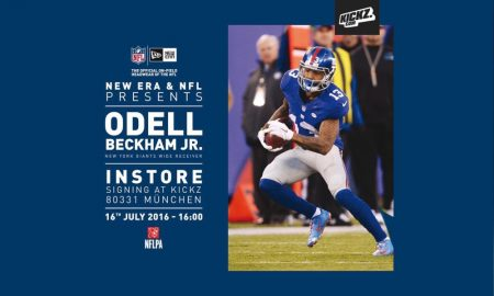 Odell Beckham Jr Meet and Greet in Germany