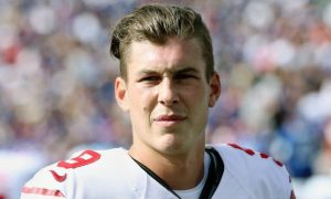 ​Punter Brad Wing signed a contract extension through 2019 season
