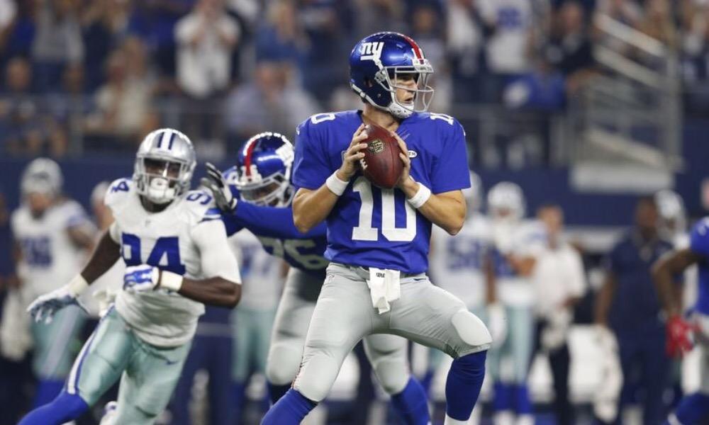 New York Giants vs Dallas Cowboys Week 1 Predictions