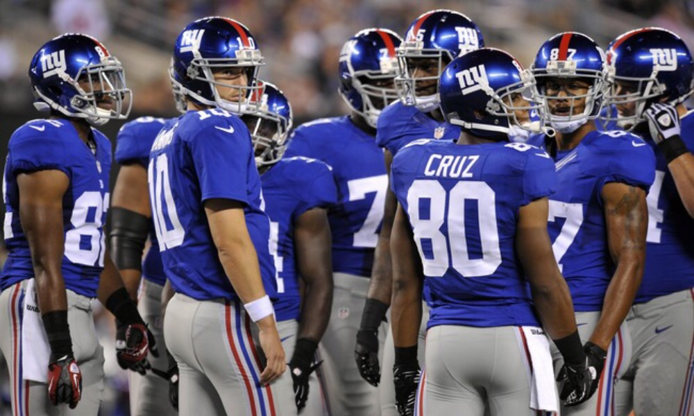 Nike NFL Jerseys - The Latest New York Giants News | SportSpyder