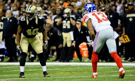 Quick Notes September 18, 2016 Giants vs Saints