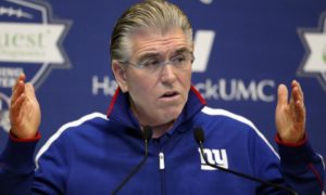 Mike Francesa and Ben McAdoo square off over Odell