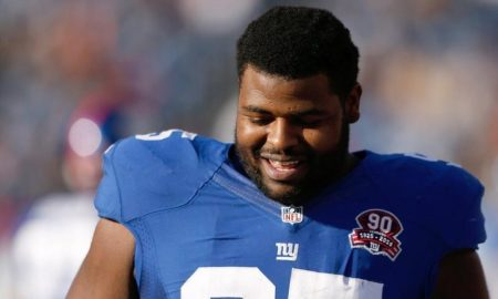 Johnathan Hankins Meet and Greet