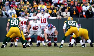 How The Giants Can Steal One In Lambeau Field