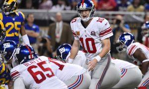 Quick Notes October 23, 2016 Giants vs Rams