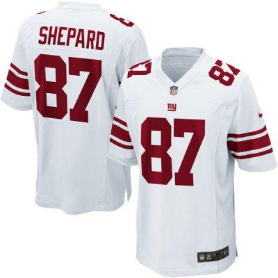 Sterling Shepard Road Jersey New York Giants (white)