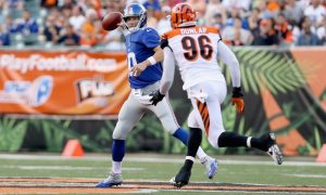 Three keys to an NYG victory over the Bengals