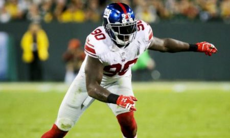 Jason Pierre-Paul named NFC Defensive Player of the Week