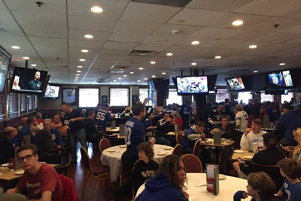 Redd's Bar and Restaurant