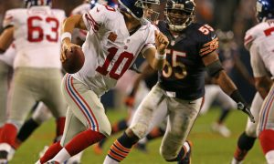 Quick Notes November 20, 2016 Giants vs Bears