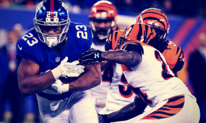 Recap of Giants vs. Bengals at MetLife Stadium