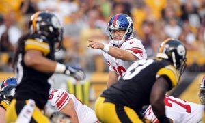 Quick Notes December 4, 2016 Giants vs Steelers