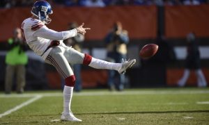 Giants Brad Wing named NFC Special Teams Player of the Week