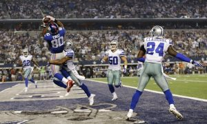 Quick Notes December 11, 2016 Giants vs Cowboys