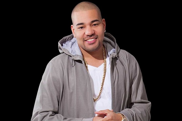 DJ Envy New York Giants Fan