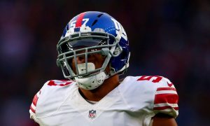 Reports have the Giants resigning LB Keenan Robinson