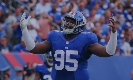 NFL Free Agency Winding down for the New York Giants
