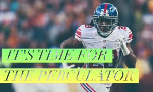 New York Giants It's Time For Paul Perkins