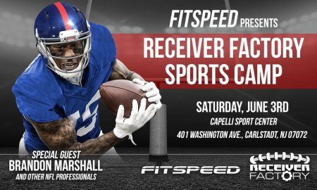 Brandon Marshall's Football Skills Camp