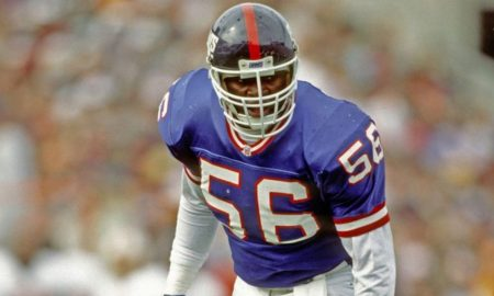 Lawrence Taylor Autograph Signing 12/4/17