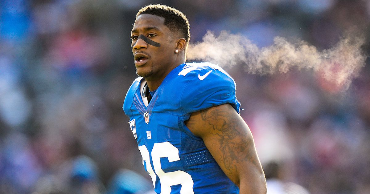 Antrel Rolle Autograph Signing