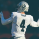 Should The New York Giants Trade For Derek Carr?