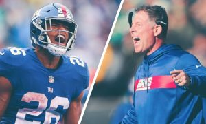 Recap Of The Giants & Eagles | List Of Glory List Of Shame